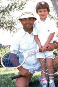 """Andre Agassi""""s father!"""