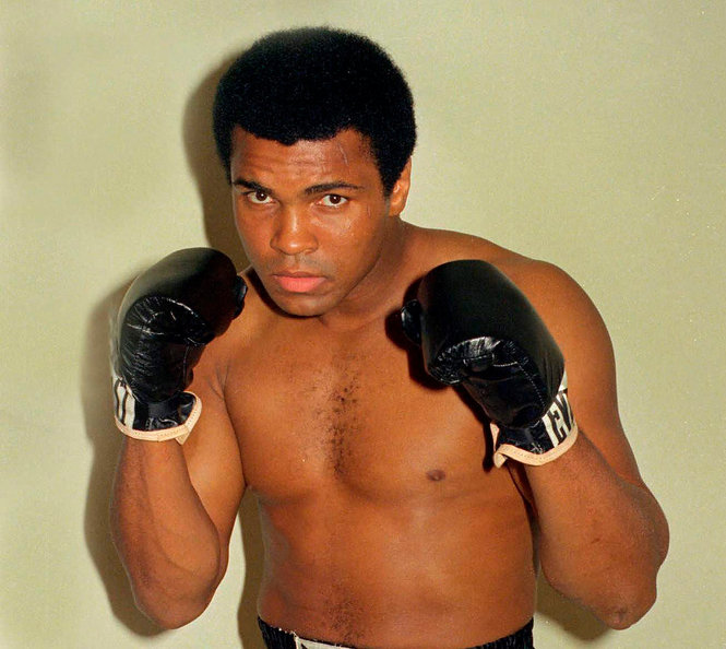 Muhammed Ali     1942-2016