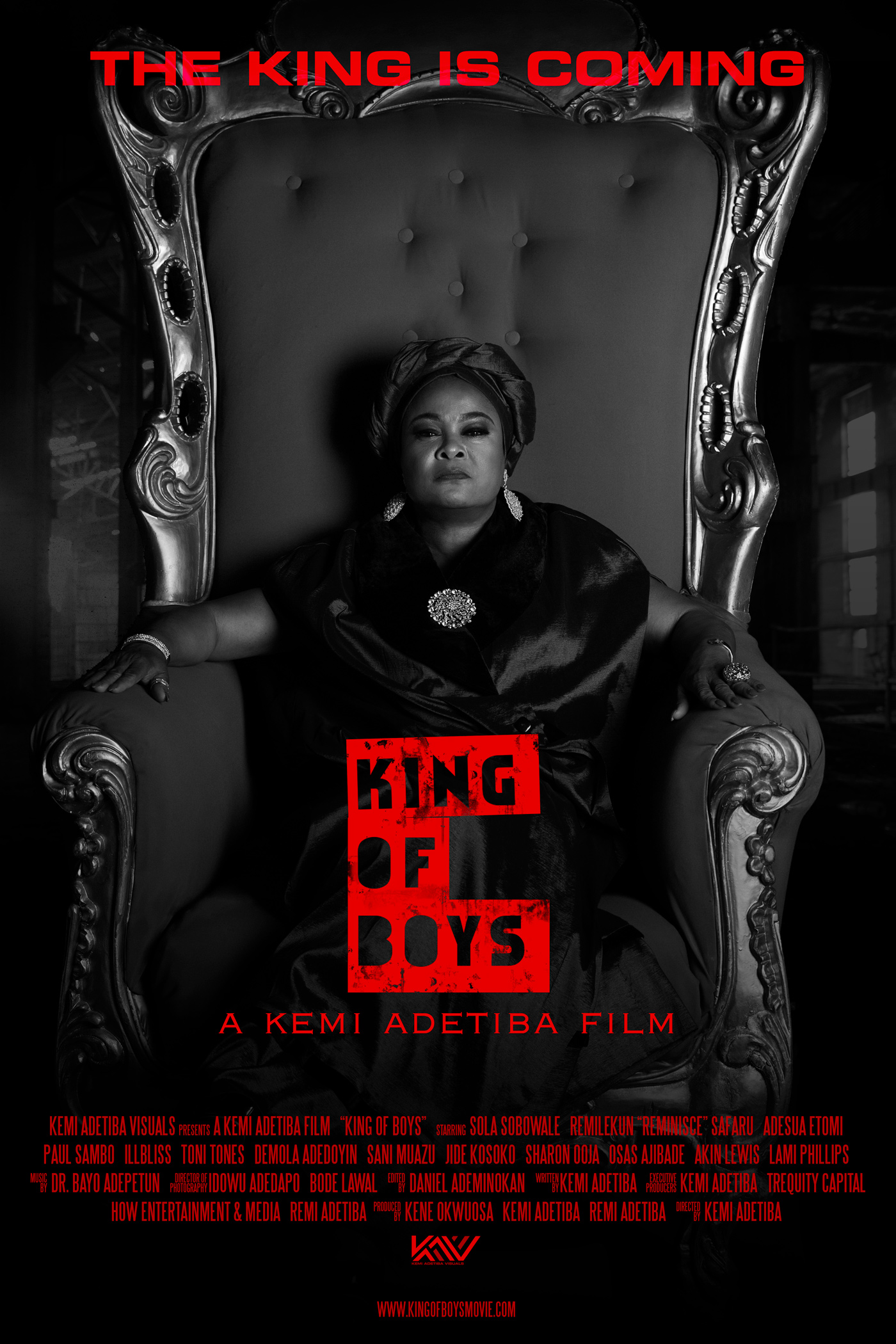 """What I learnt from """"King  of Boys"""" – A movie review"""
