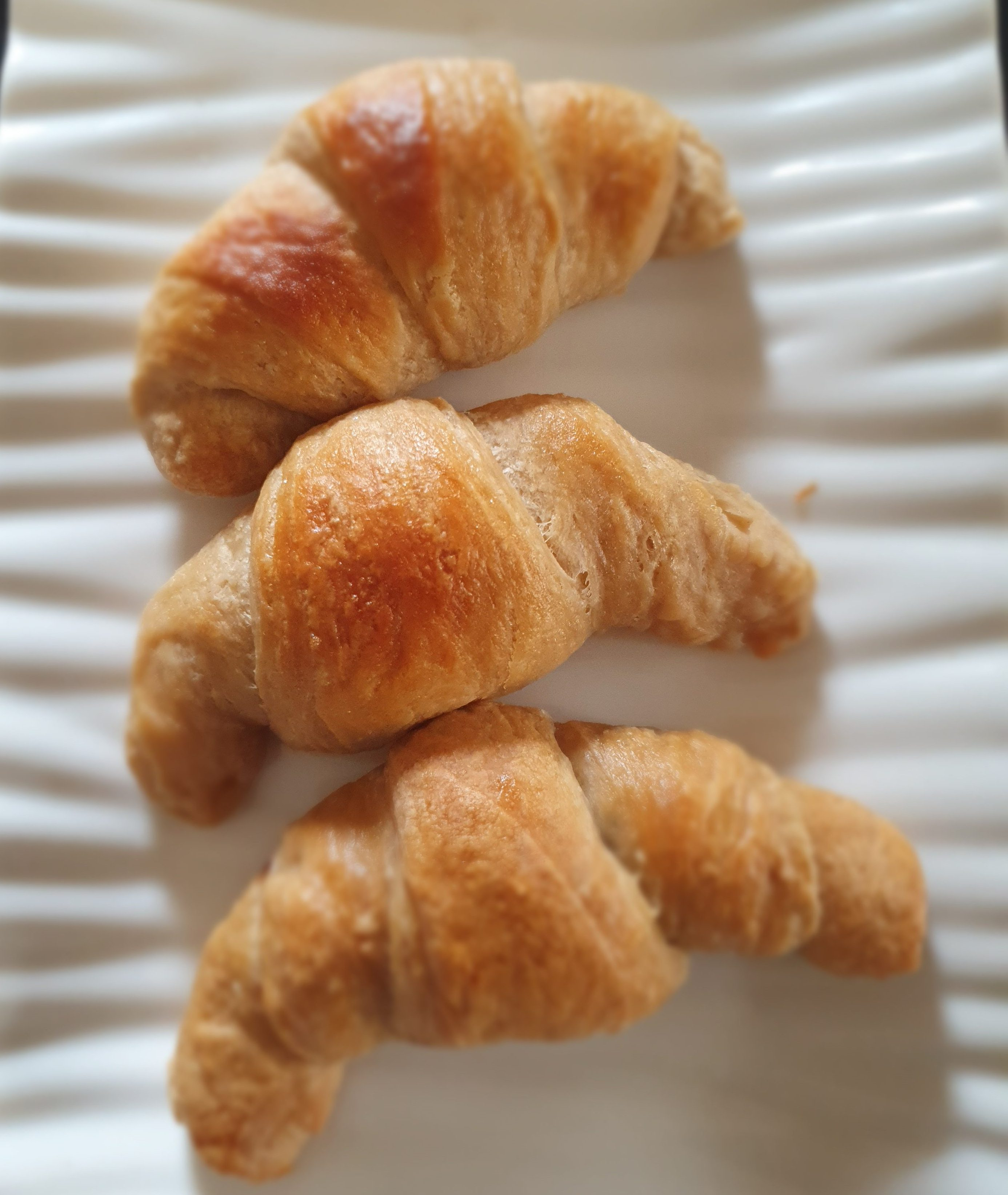 Baking Croissants : The process and the lessons learnt